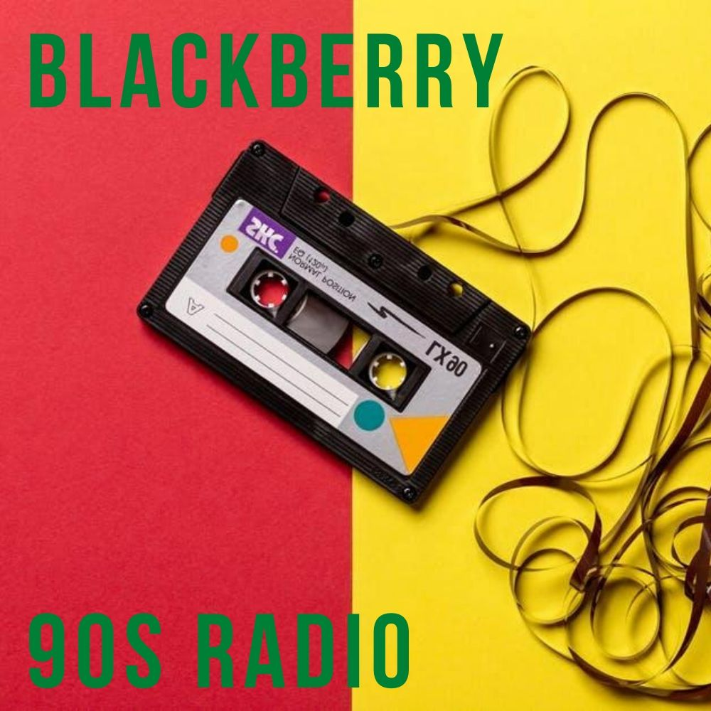 BlackBerry 90's Radio