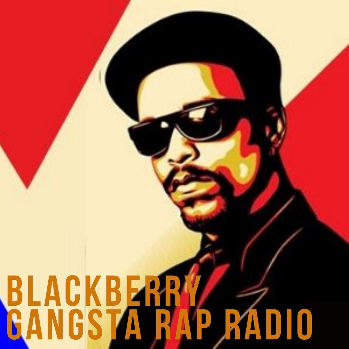 BlackBerry Gangsta Rap Radio