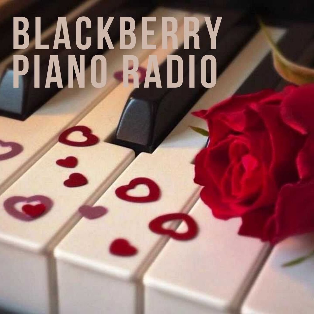 BlackBerry Piano Radio