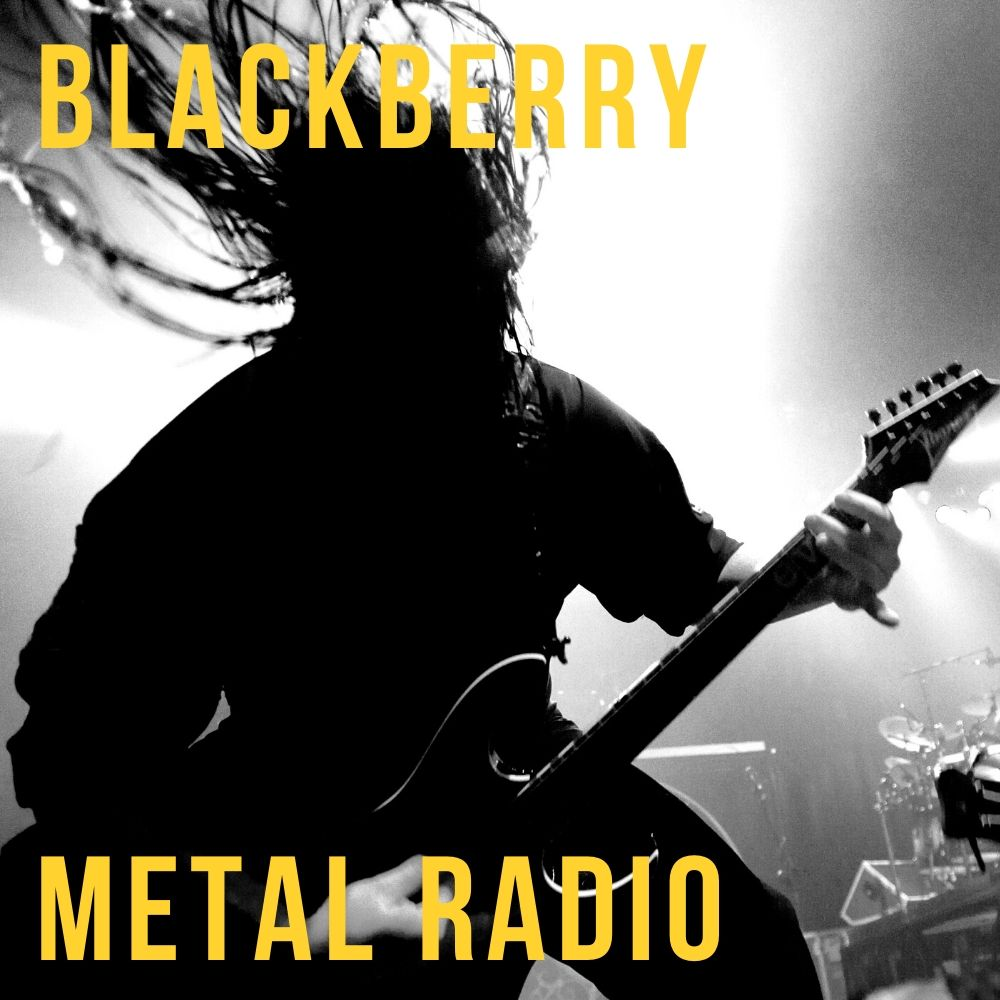BlackBerry Metal Radio