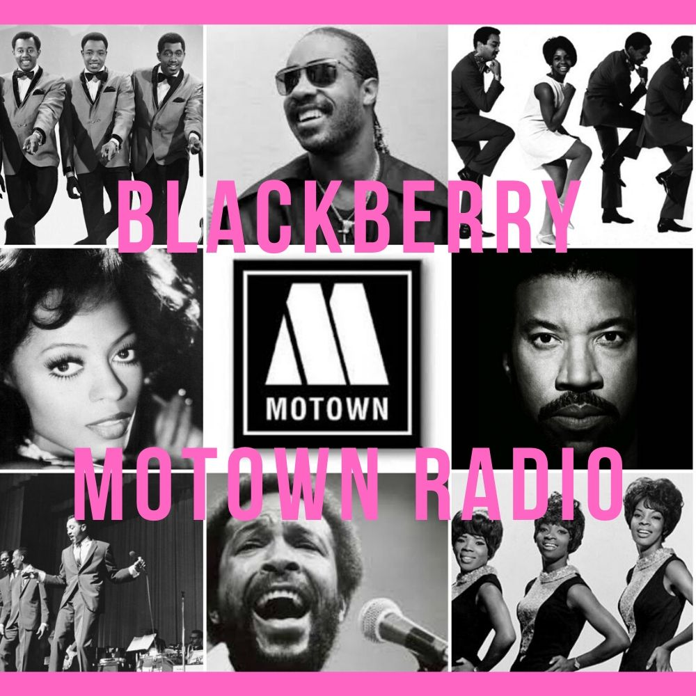 BlackBerry Motown Radio