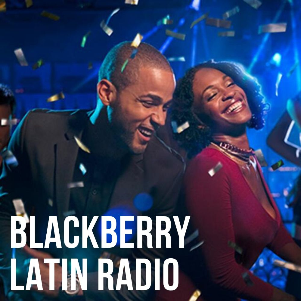 BlackBerry Latin Radio