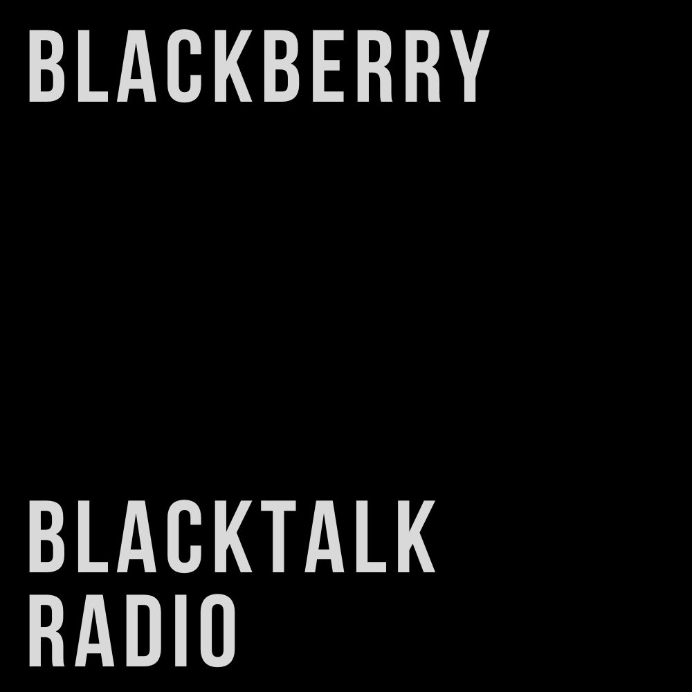 BlackBerry Black Talk Radio
