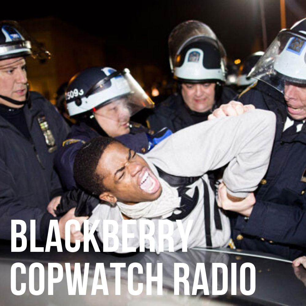 BlackBerry Copwatch Radio