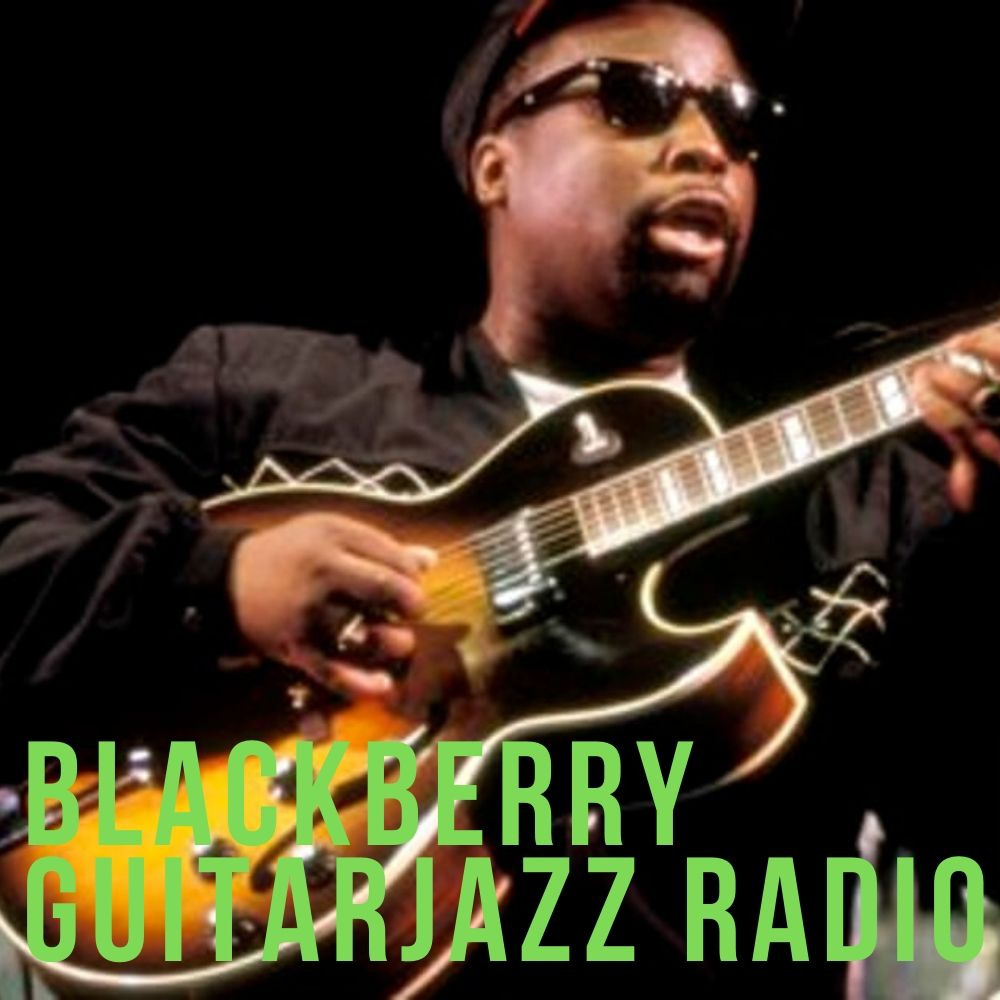 BlackBerry Guitar Jazz Radio