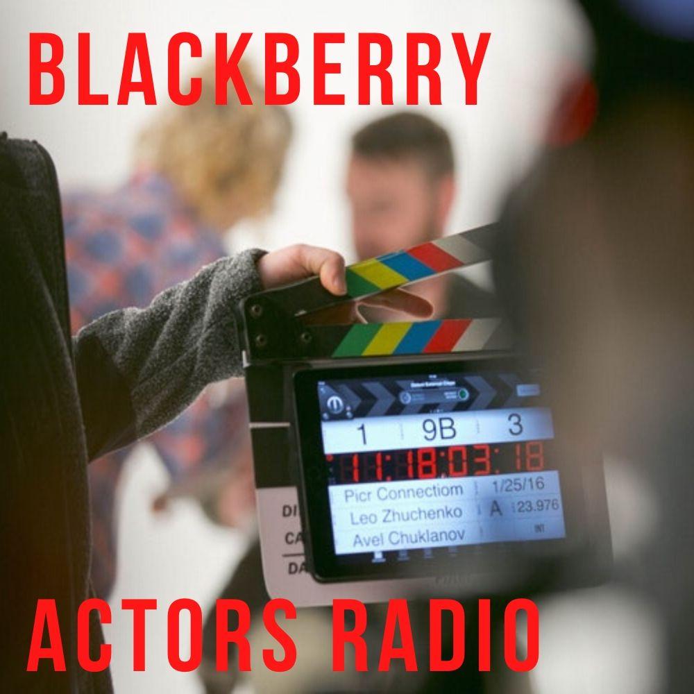 BlackBerry Actors Radio