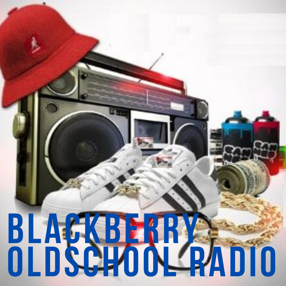 BlackBerry Old School Radio