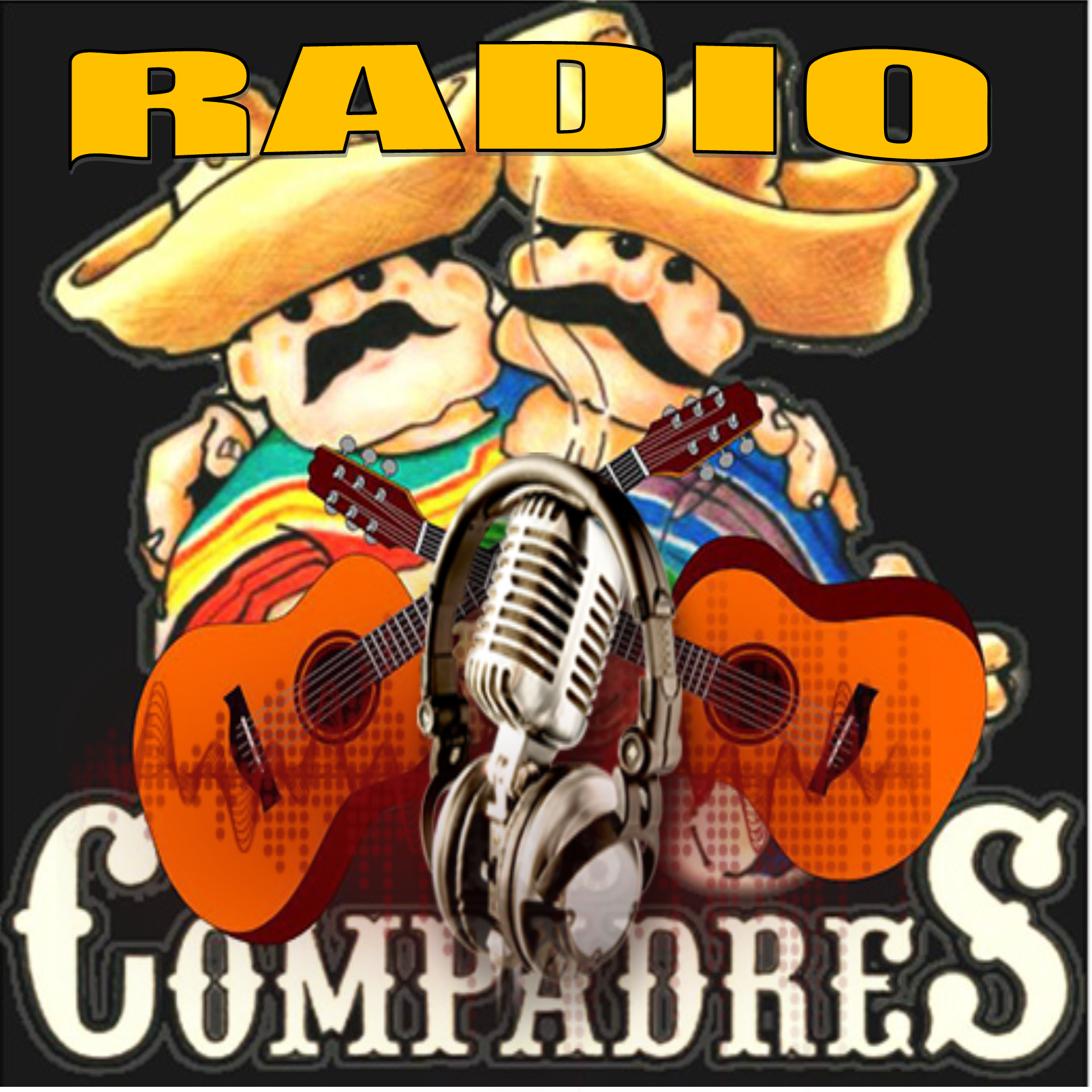 Los Compadres Radio Party