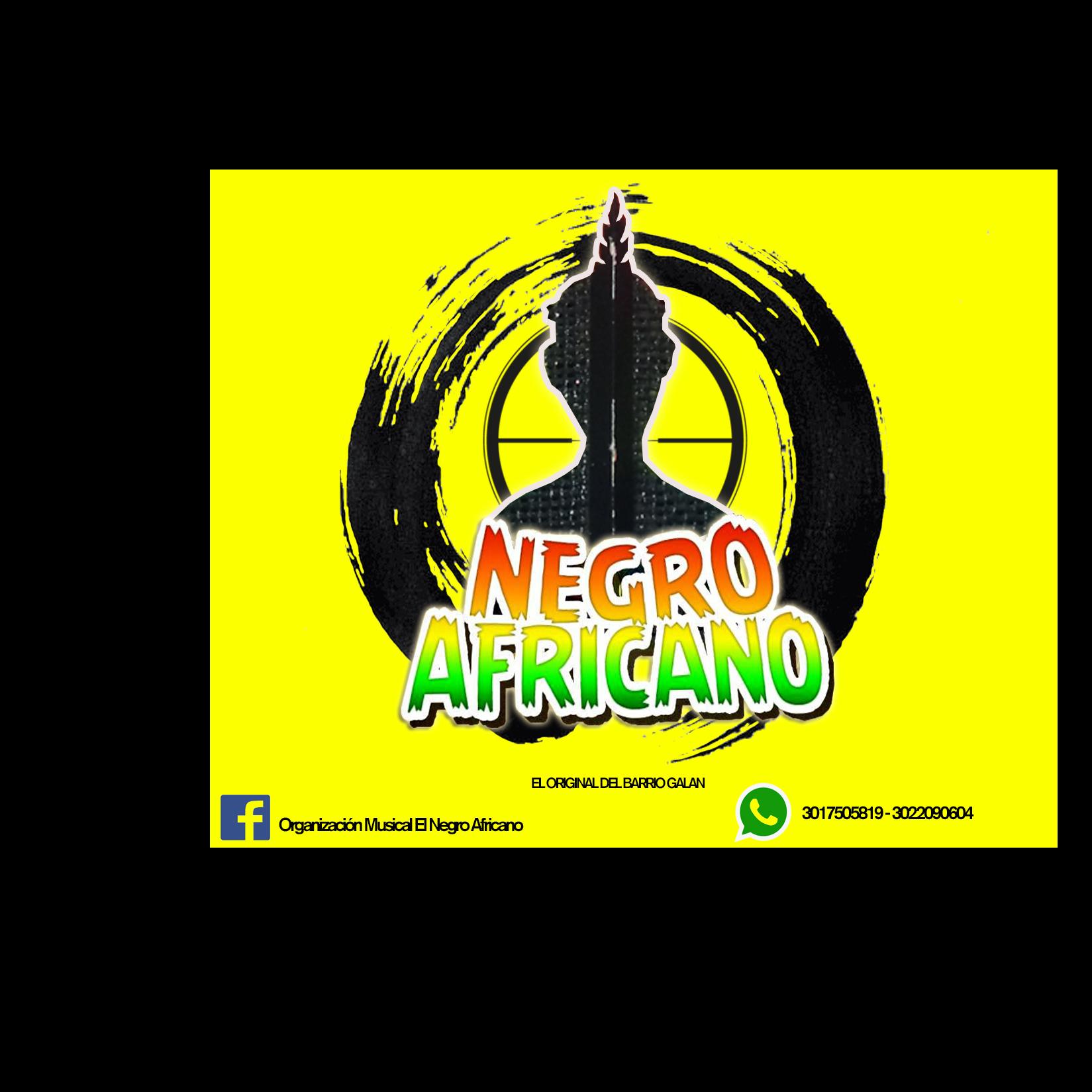 NEGRO AFRICANO