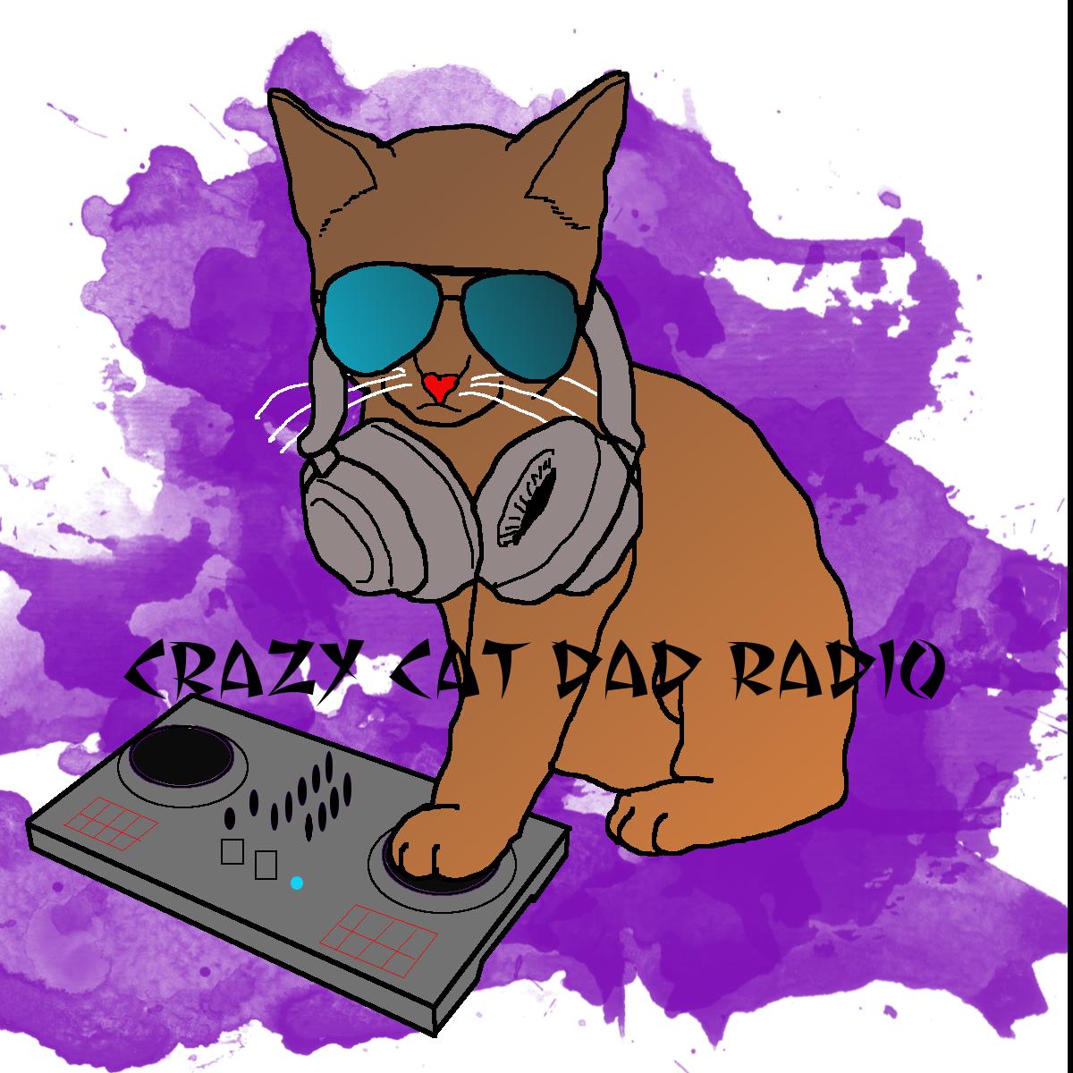 Crazy Cat Dad Radio