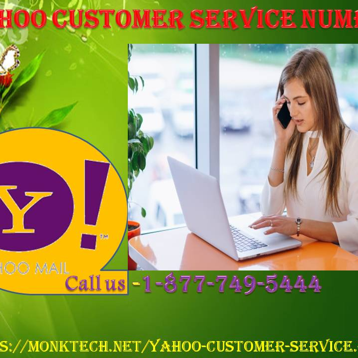Yahoo Customer Service Number For Issues And Its Solution 1-877-749-5444