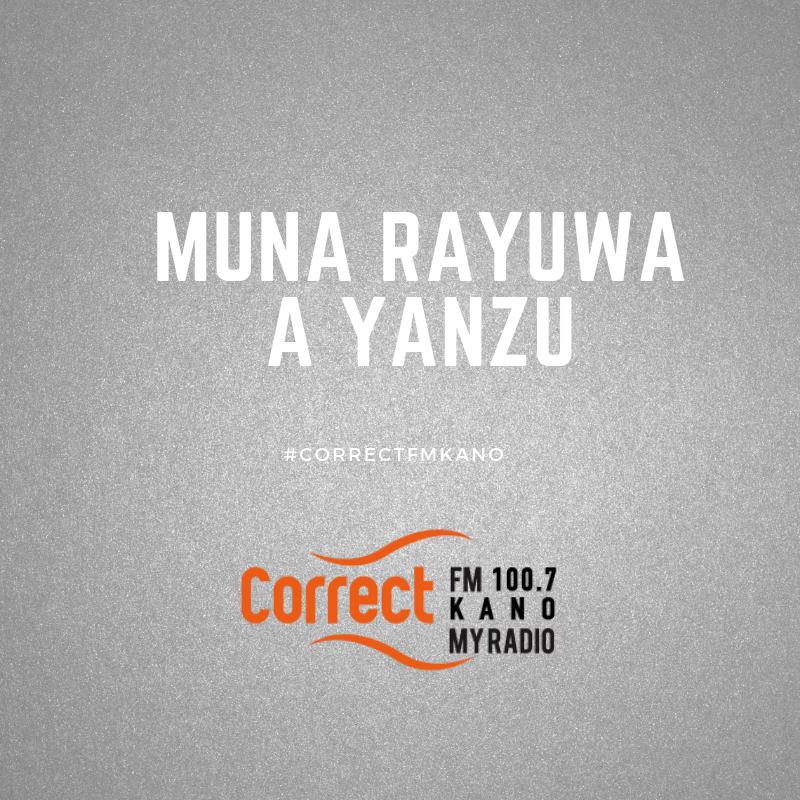 Correct FM Kano, 100.7