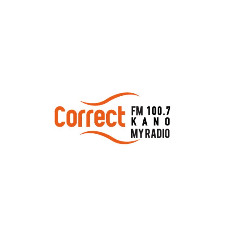 Correct FM 100.7, Kano
