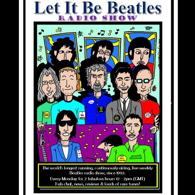 Let It Be Beatles
