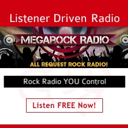 Mega Rock Radio - All Request Rock LIVE
