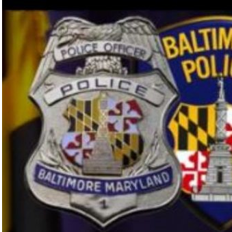 baltimore city police scanner