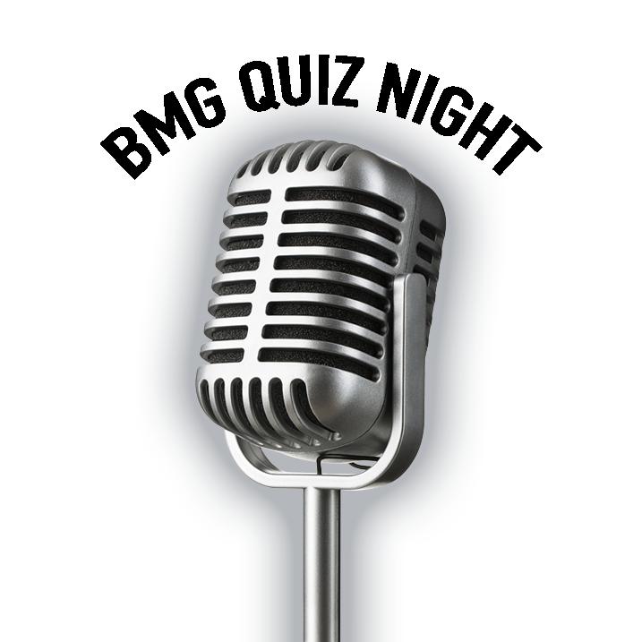BMG Quiz Night