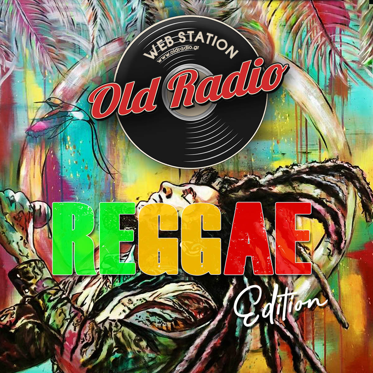 Old Radio REGGAE