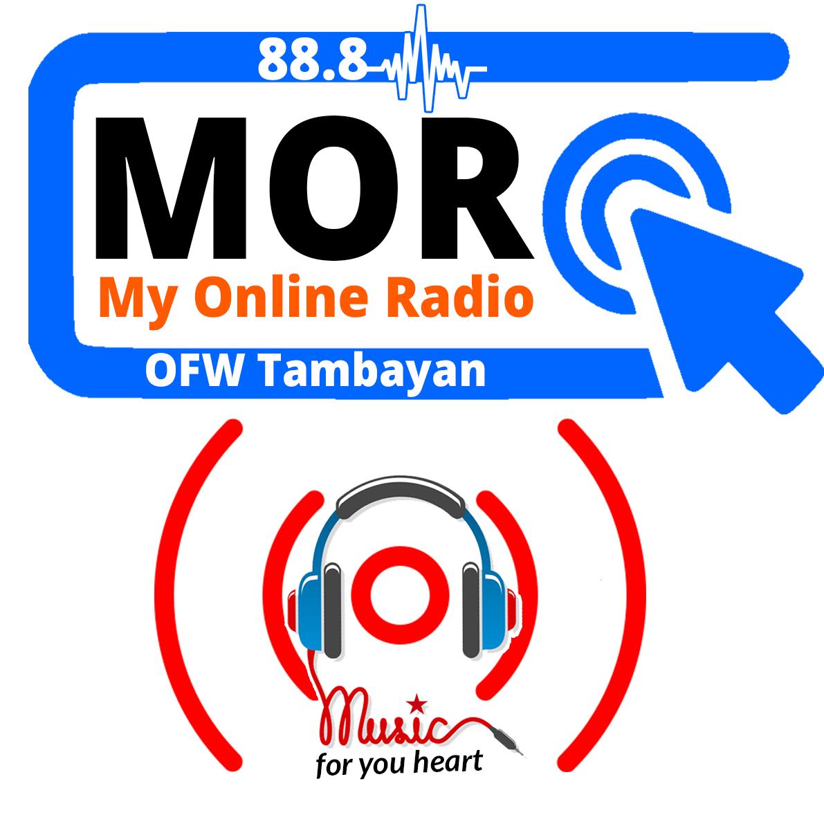 88.8 MOR (My Online Radio)