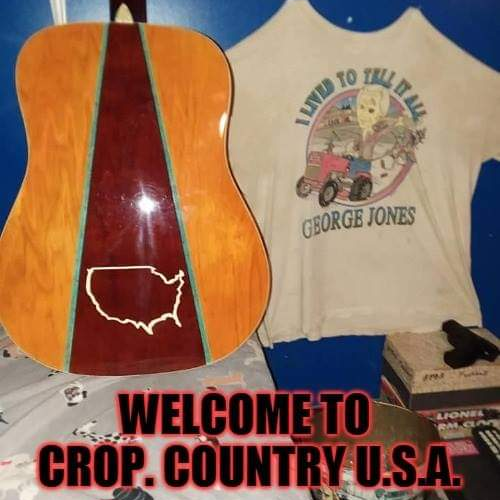 Crop. Country USA