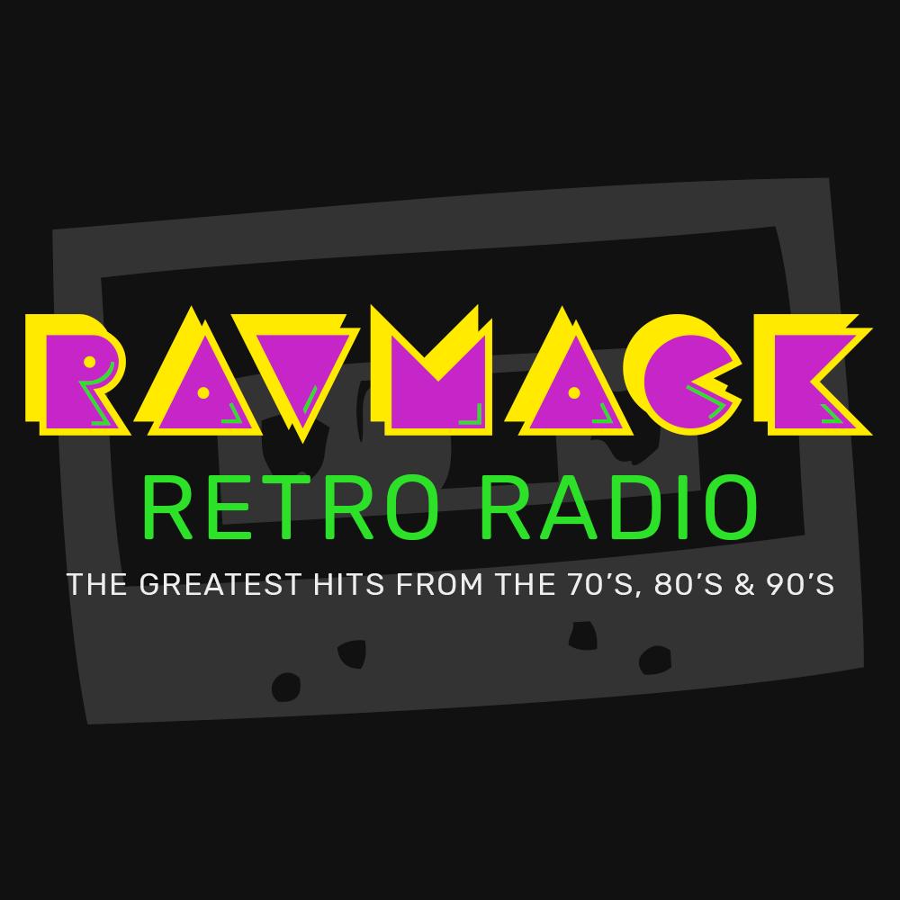 RAVMACK RETRO RADIO