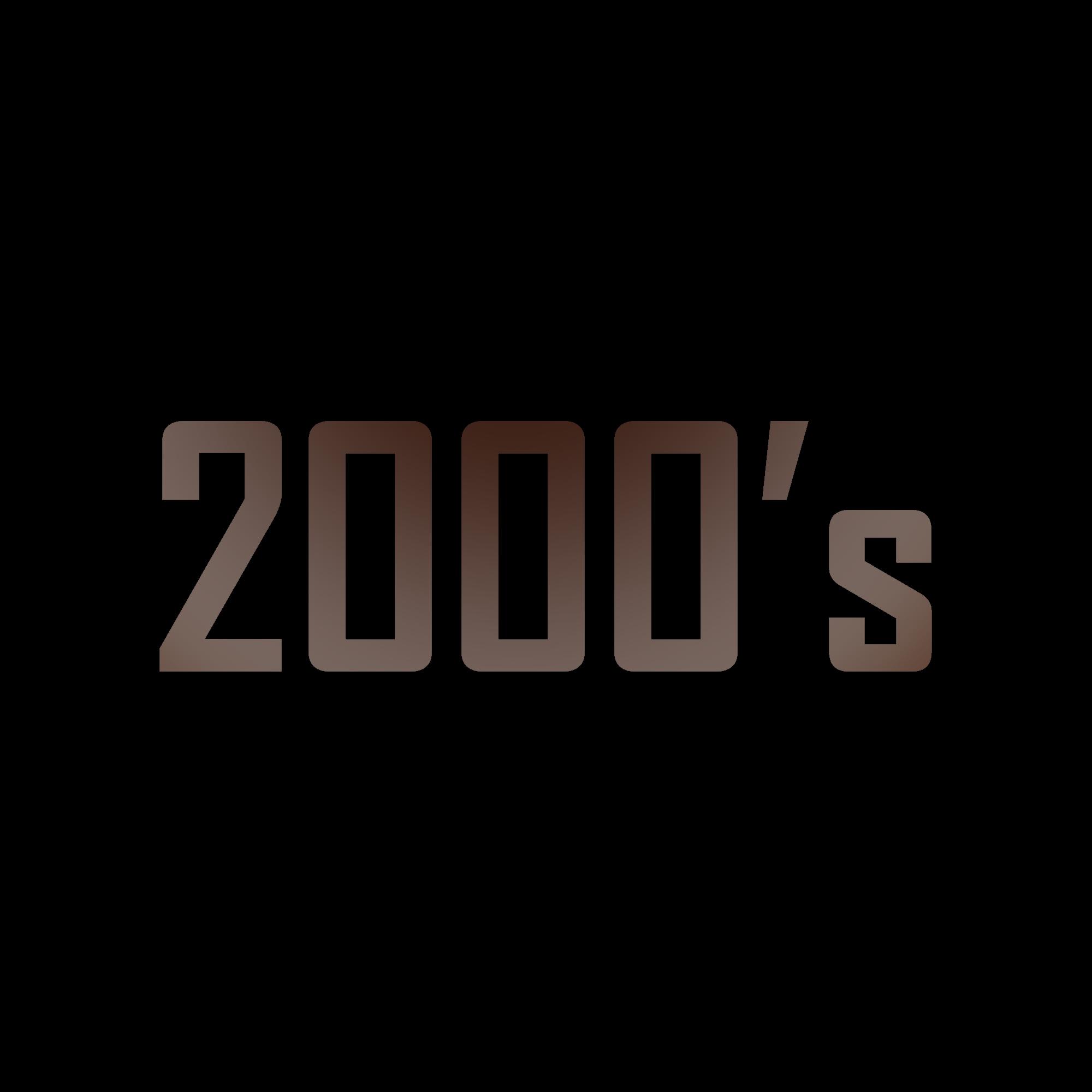 2000's (????? ???????)