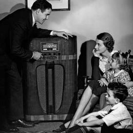 British Home Front Radio