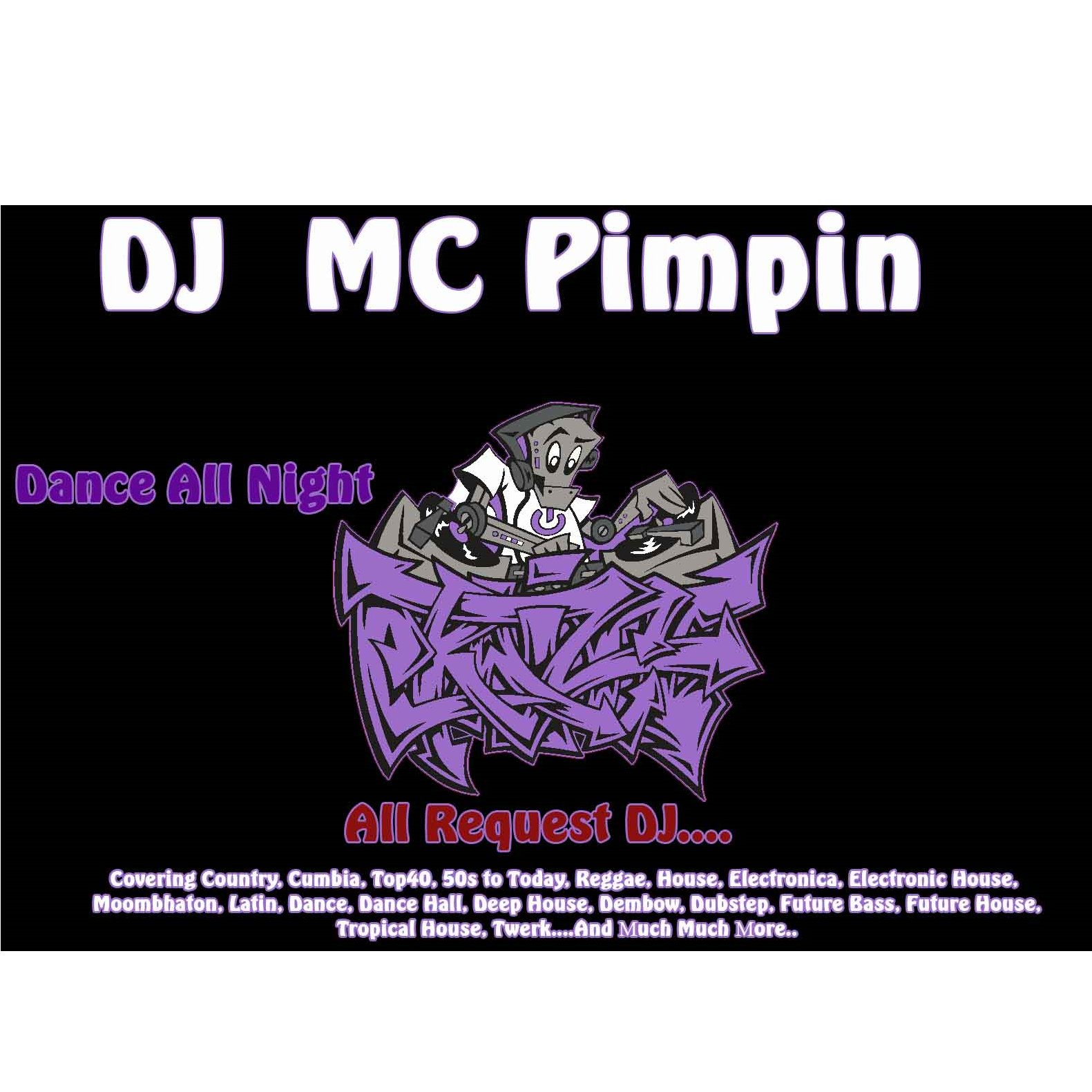 Live with DJ MC Pimpin