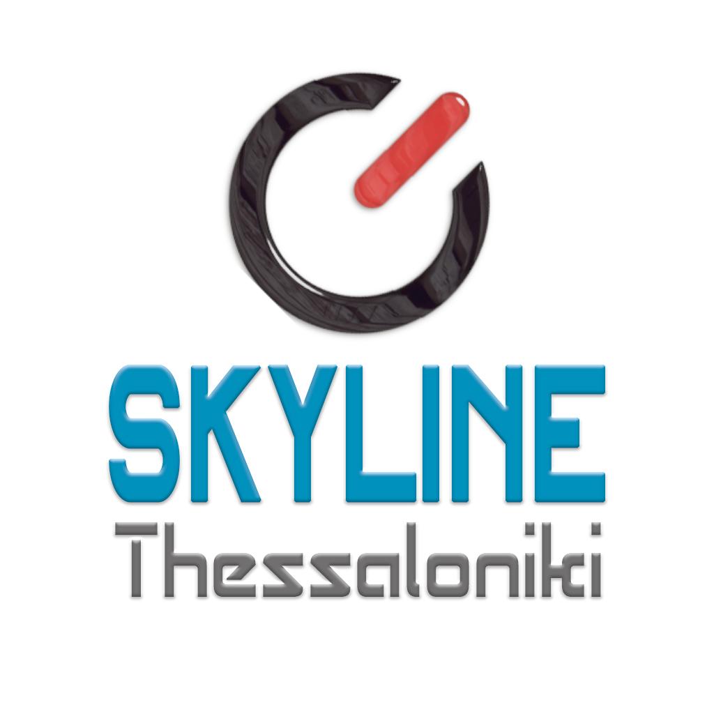 Skyline Thessaloniki GR