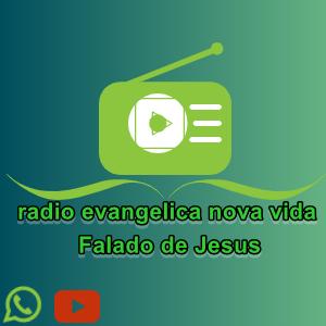Rádio Evangélica Nova Vida Gado Bravo / PB - Brasil