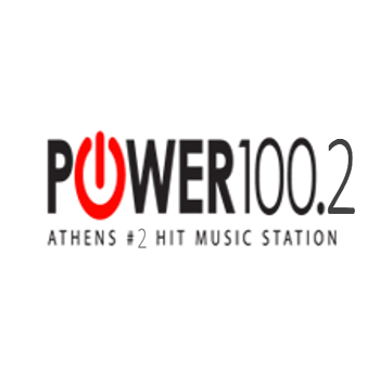 Power 100.2 - Athens #2 Hit Music Station!