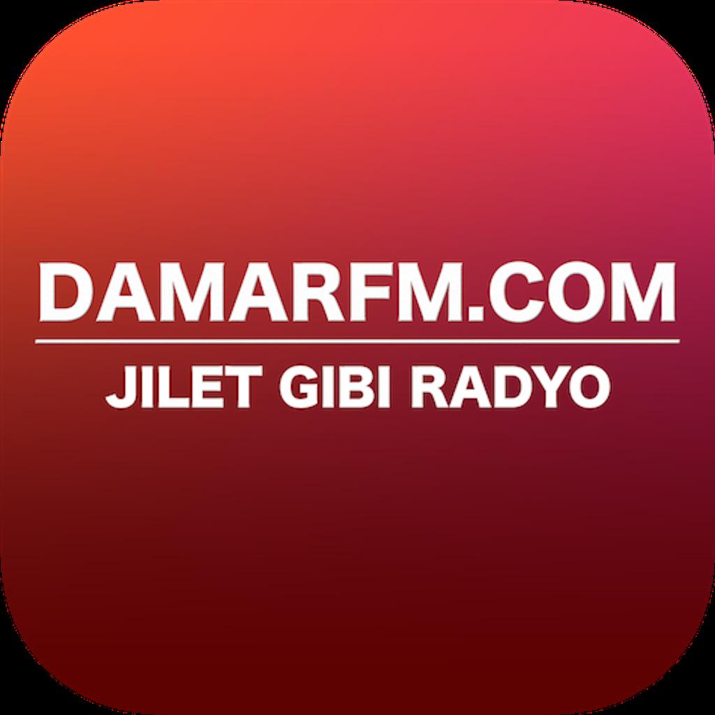 DAMARFM.COM | JILET GIBI RADYO