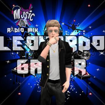 RADIO MIX LEONARDO GAMER-Avakin Life Brasil