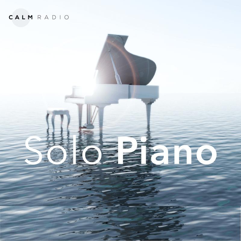 CALM RADIO - SOLO PIANO - Sampler