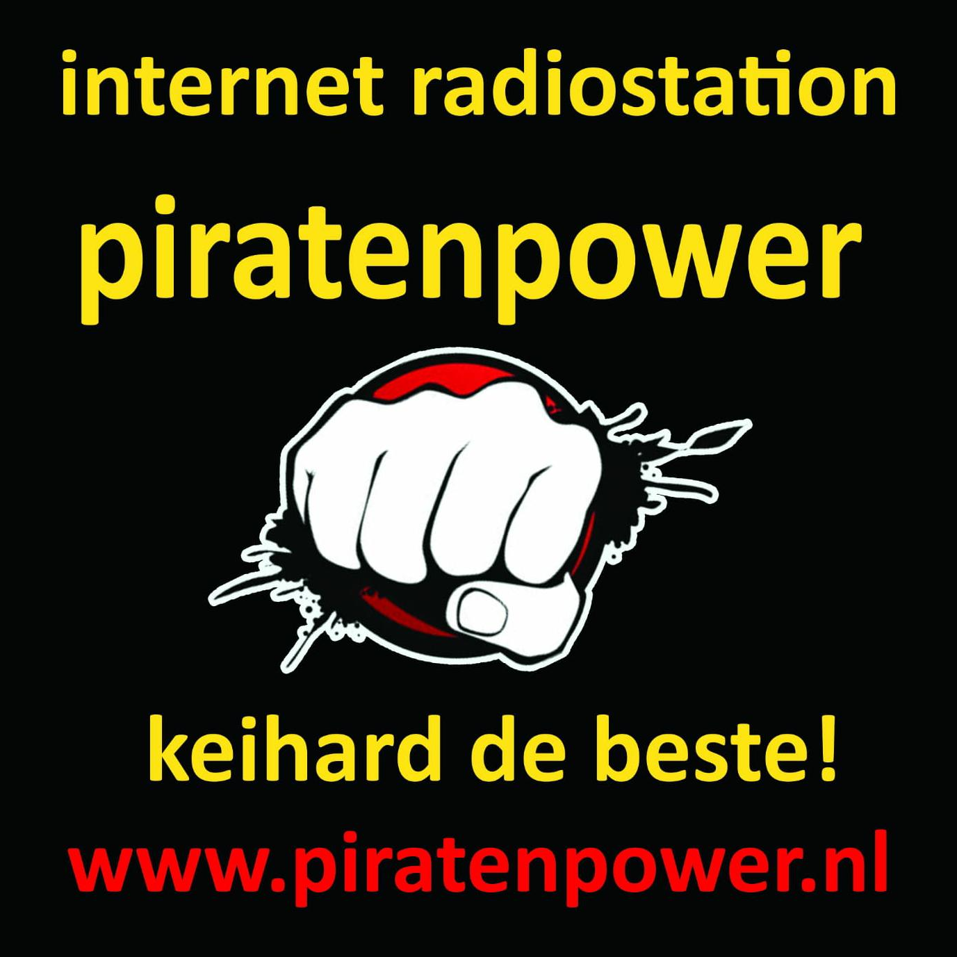 piratenpower keihard de beste