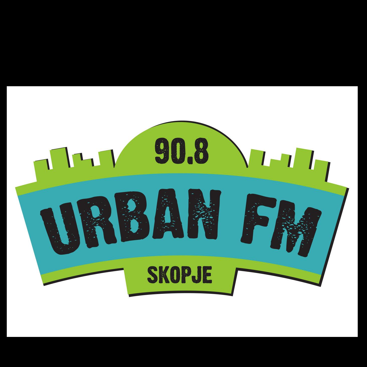 Urban FM 90.8 Skopje