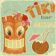 60's Tiki Lounge