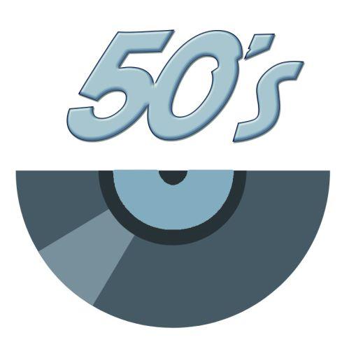 1000 HITS 50s