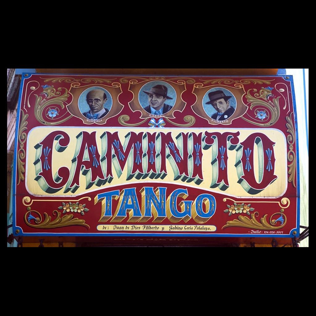 Massilia caminito tango