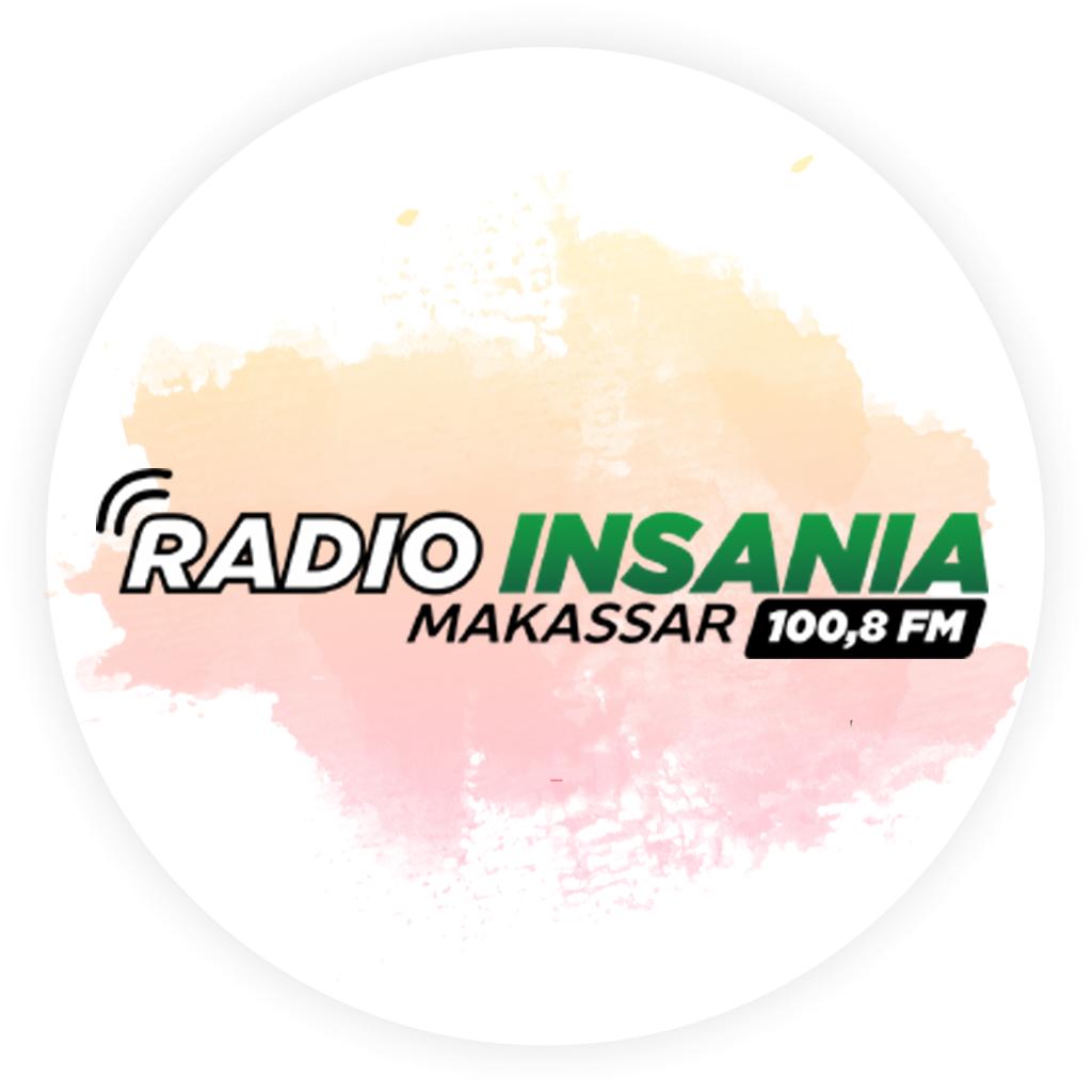 100.8 Insania FM Makassar