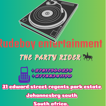 rudeboy entertainment