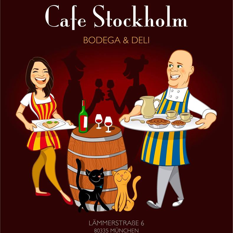 Cafe Stockholm Munchen Live n Direct