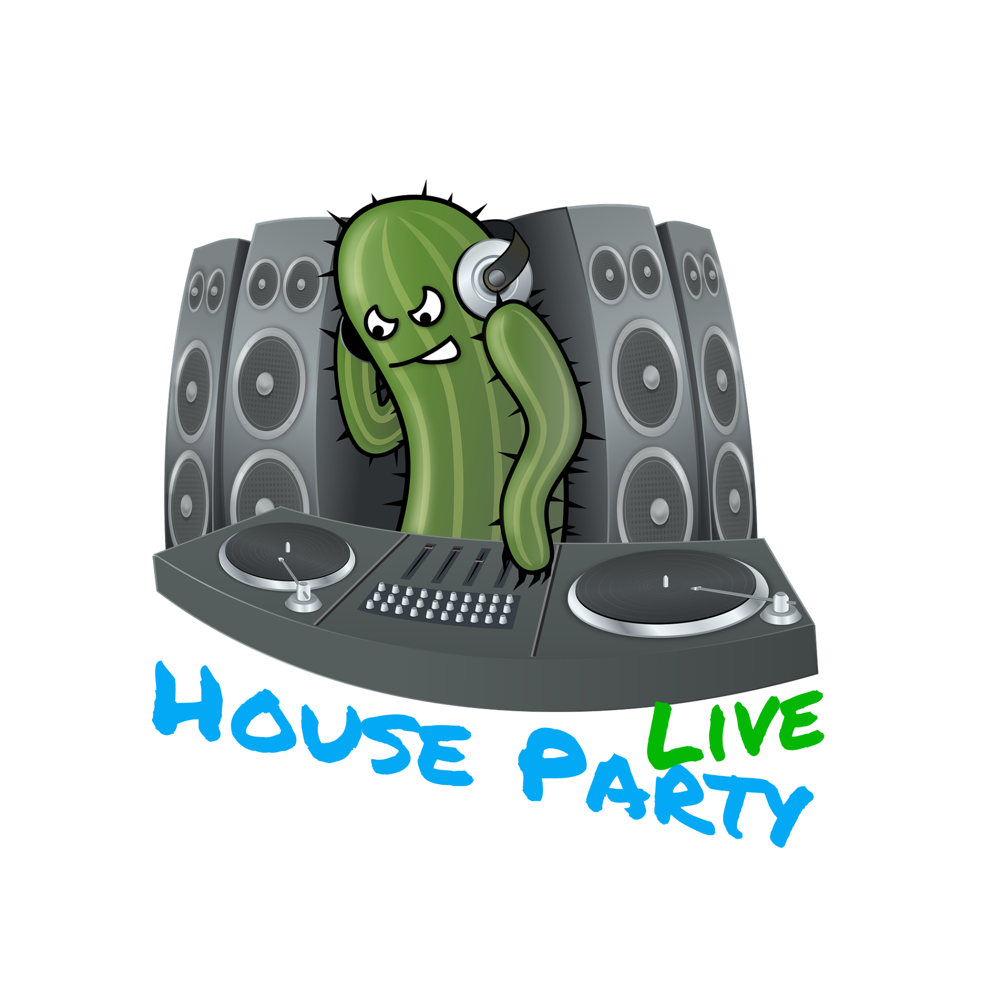 House party live room 1
