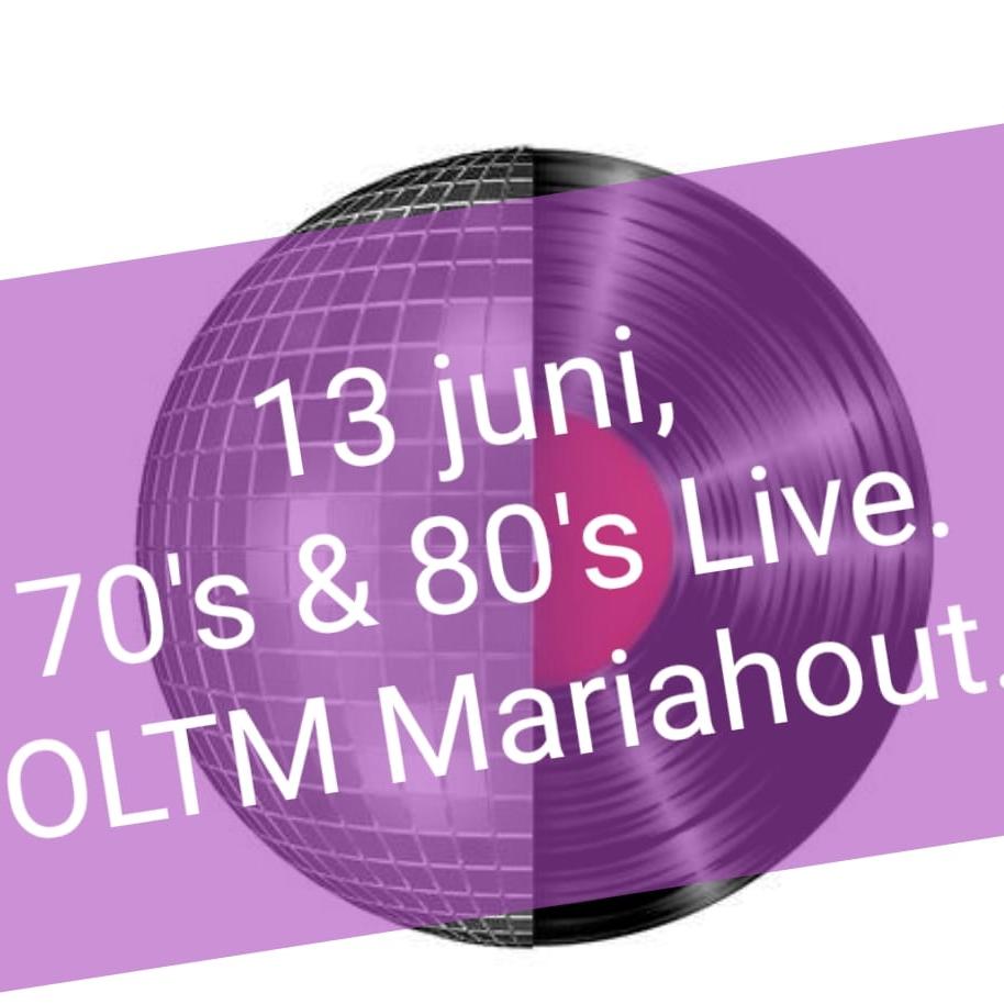 """Mariahout 80's """"Net als gisteren"""""""