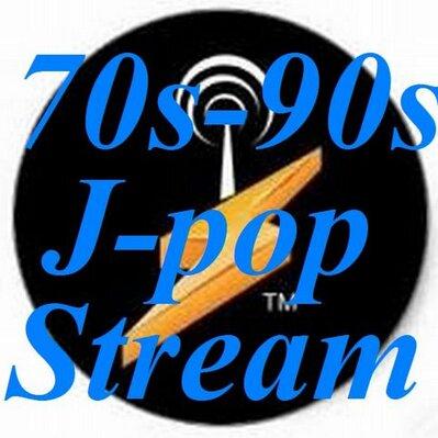 70s-90s J-pop Stream