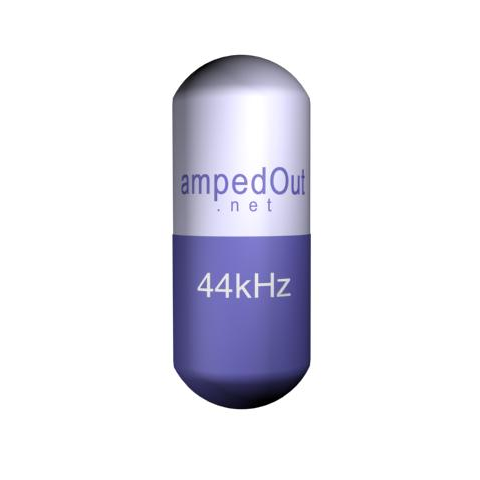 ampedOut   320kbps