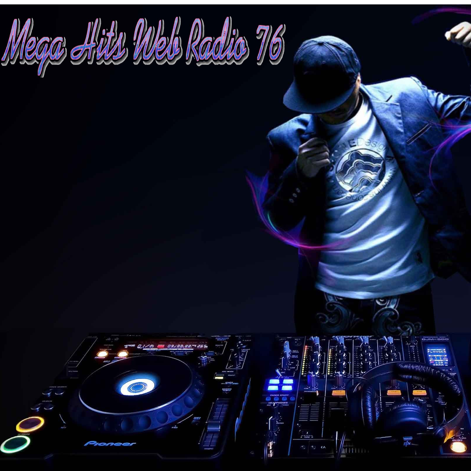 MEGA HITS WEB RADIO 76