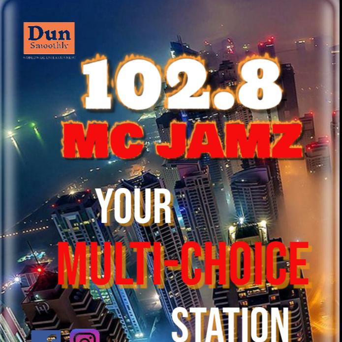 102.8 MC JAMZ