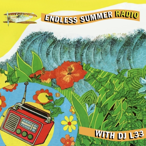 Endless Summer Radio with DJ L33.  Music of The Beach Boys and Friends.