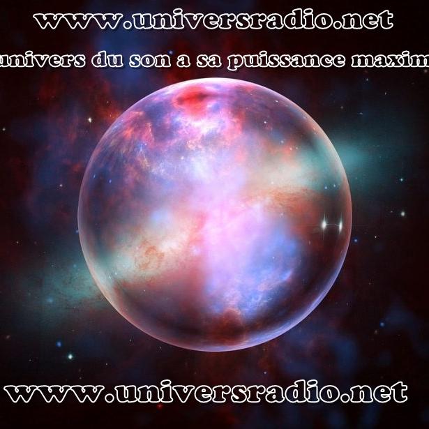 Universradio L'univers du son a sa puissance maximale